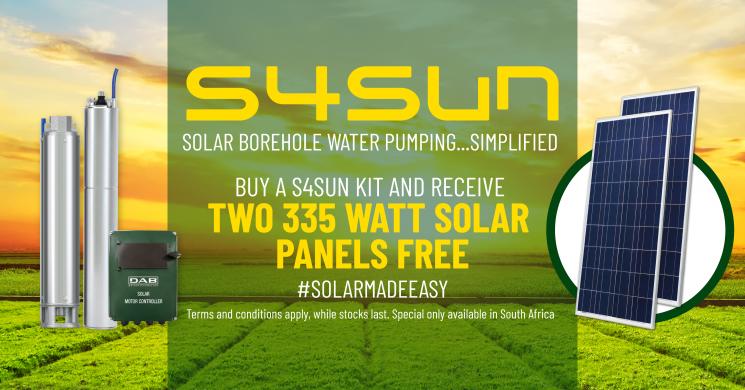S4Sun promotion